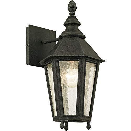 (Troy Lighting B6431 Savannah Outdoor Wall Sconce, Vintage Iron)