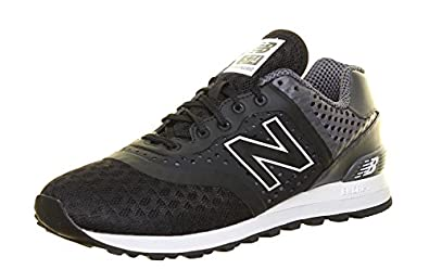 arrives 623c7 2f7d5 New Balance Mtl574 Mens Suede Leather Trainers: Amazon.co.uk ...