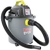 Craftsman Evolv 5 Gallon 3 Peak Hp Wet or Dry Vacuum Horsepower Wall Mount