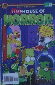 Amazon.com: Bart Simpson`s Treehouse (Milhouse) Of Horror ...