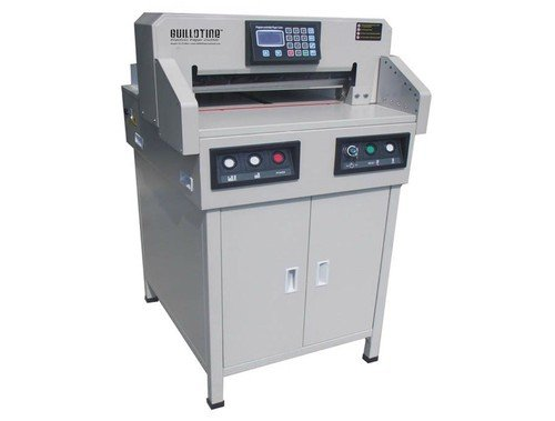 EC19 PRO HEAVY DUTY ELECTRIC (TRADEMARKED) GUILLOTINE STACK PAPER CUTTER by GUILLOTINE