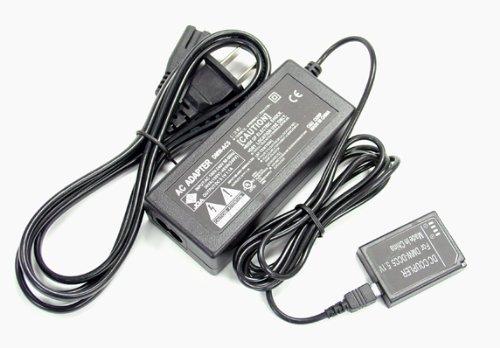 CCS-USA DMW-AC5 Replacement AC Adapter with DMW-DCC5 coupler Kit For Panasonic Lumix DMC-ZX1 DMC-ZX3 DMC-ZR1 DMC-ZR3 DMC-ZS5 DMC-ZS6 DMC-ZS7 DMC-TZ8 DMC-TZ10 Digital Camera