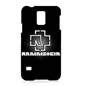 Hot Rammstein Phone Case Cover For Samsung Galaxy s5 i9600 Rammstein Popular Image