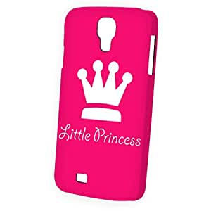Case Fun Samsung Galaxy S4 (I9500) Case - Vogue Version - 3D Full Wrap - Pink Little Princess