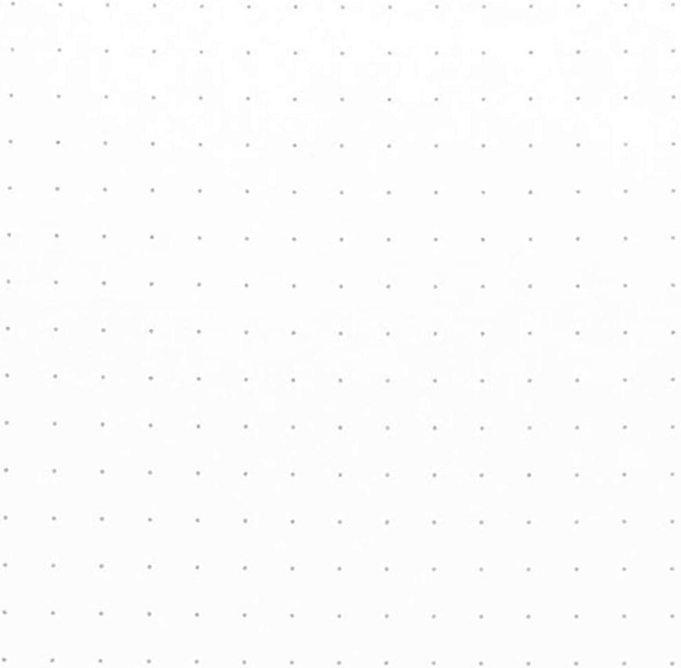 B6/Traveler s notebook Paper refill inserti 2/pezzi Luxury 120/gsm DOT Grid inserti 125/mm x 176/mm