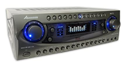Amazon.com: Acesonic AM-170 250W Professional Mixing Amplifier: Musical Instruments