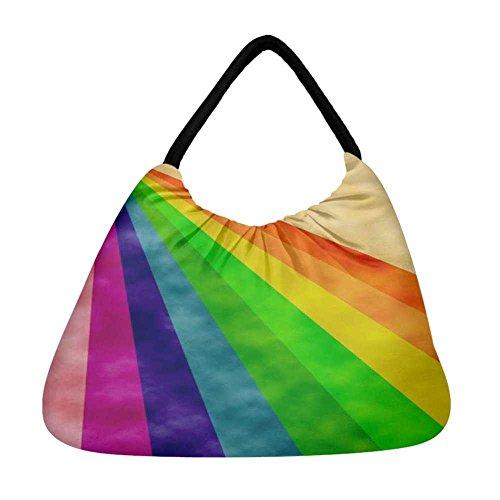 Mujer Tela Bolso Para Multicolor Snoogg De xHAqBI4n