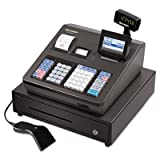XE Series Cash Register w/Scanner, Thermal Printer, 7000 Lookup, 40 Clerks, LCD, Sold as 2 Each