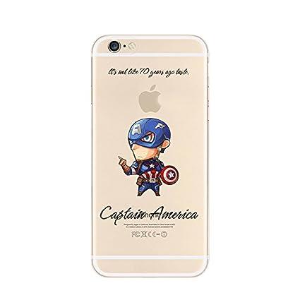 marvel coque iphone 6