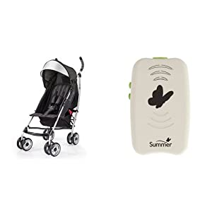 2015 3D lite Convenience Stroller with Portable Soother