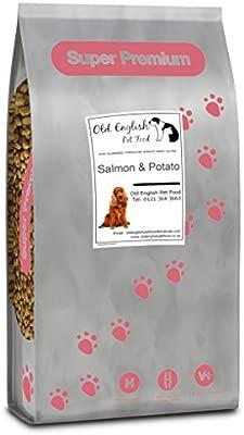 Super Premium Dry Dog Food Salmon Potato 12kg Amazon