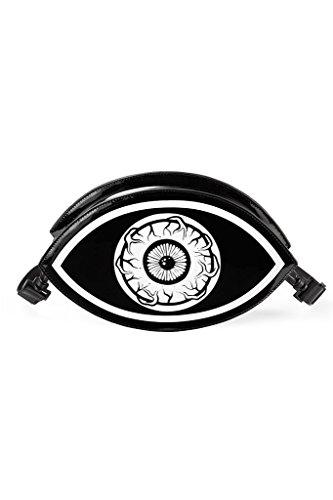 Killstar Gothic Damen Tasche - My Eye Schultertasche