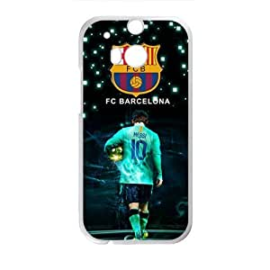 FCB FC BARCELONA Cell Phone Case for HTC One M8