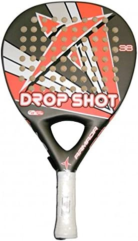 DROP SHOT Armada SF - Pala de pádel, Color Gris/Naranja/Blanco ...