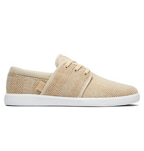 Shoes Baja J DC Zapatilla Mujer Taupe Shoe TX Haven Se BP1dxq1v