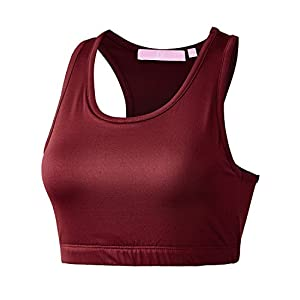 REGNA X NO BOTHER Women's RacerBack & CrossBack Sports Bra (S 3X, We have Plus Sizes)