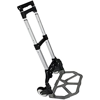 Amazon Com Super Deal 170 Lbs Cart Folding Dolly Push Truck Hand