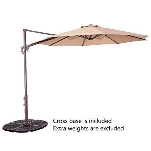 Side Post Patio Umbrellas - 4