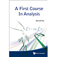 A First Course in Analysis
