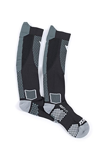 - Dainese Unisex-Adult D-Core High Sock Black Small
