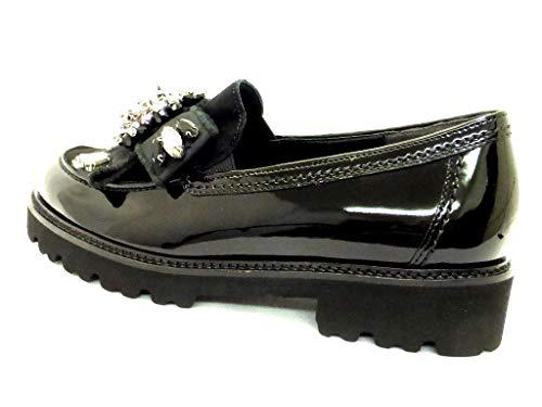 Gabor Women's Loafers Fashion Black 77 Schwarz rrwvq60