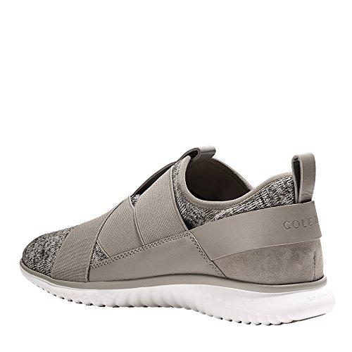 Cole Haan Studiogrand Gebreide Crossriem Sneaker Rockridge Knit