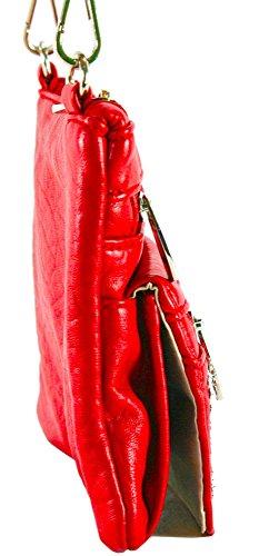 Red Purse Glam Bag King Mini P7XfqXI