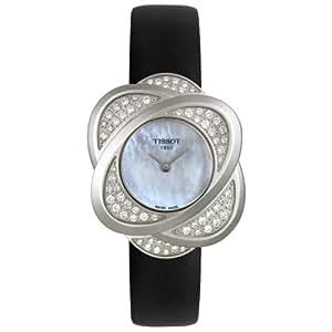 Tissot Women's T03112580 T-Trend Collection Precious Flower Diamond Watch