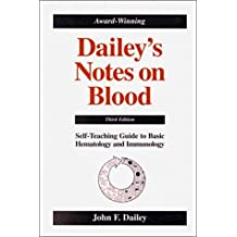 Dailey's Notes on Blood
