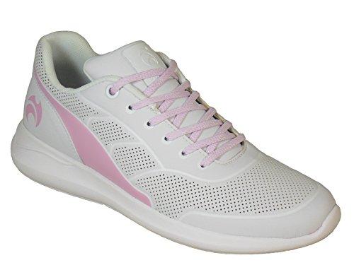 Ultra Hl74 Henselite lger Pelouse Impact X Blanc Chaussures La Pour Lilas fEEwq5pT