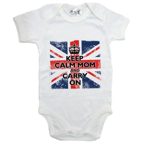 british flag baby girl - 4