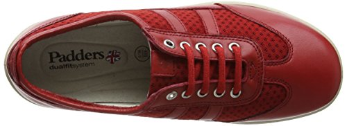 Padders Femmes Julie Lace Up Style Chaussure De Sport (866/42) Red