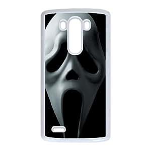 Scream LG G3 Cell Phone Case White