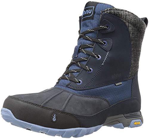 - Ahnu Women's Sugar Peak Insulated Waterproof Hiking Boot, Blue Spell, 5.5 M US