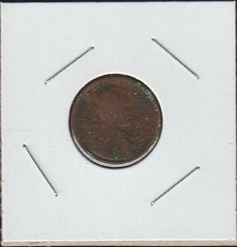 1913 D Lincoln Wheat (1909-1958) Penny Good