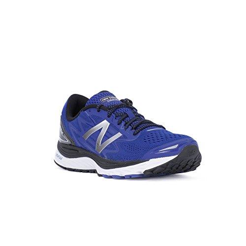 NEW BALANCE Scarpa Running Solvi Uomo Blu/Nero N°42.5