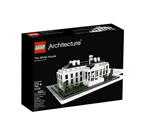LEGO Architecture White House (21006) , New, ^G#fbhre-h4 8rdsf-tg1318935 by Fotelilona