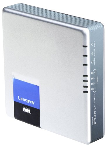 Cisco-Linksys Compact Wireless-G Broadband Router WRT54GC