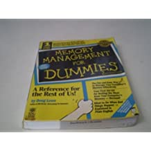 Memory Management for Dummies Quick Reference.