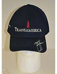 751aac4922109 Zach Johnson signed official TransAmerica Golf Hat