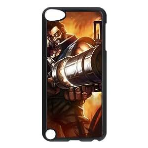 iPod Touch 5 Case Black League of Legends Hired Gun Graves KWI8876001KSL