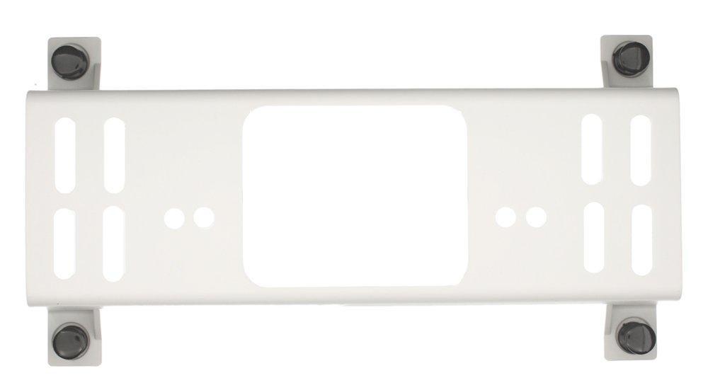 Leviton 47612-DBK Data Plastic Bracket, White