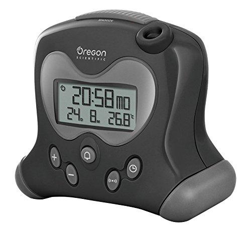 Oregon Scientific RM313PNF - Reloj Proyector con alarma (Snooze) y ...
