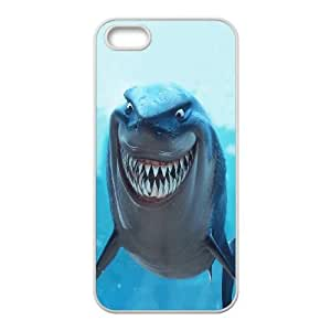 Finding-Nemo iPhone 5 5s Cell Phone Case-White Xrren