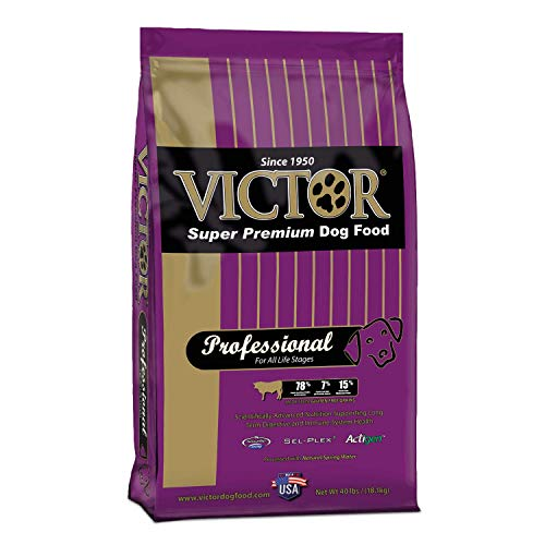 Victor Professional Dry Dog Food, 40 Lb. Bag