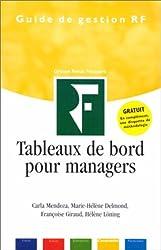 Tableaux de bord pour managers