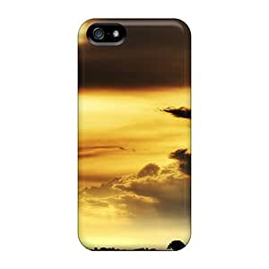 Pretty UbJ168AdNq iphone 6 Case Cover/ Morning Sun Iphone Wallpaper Series High Quality Case