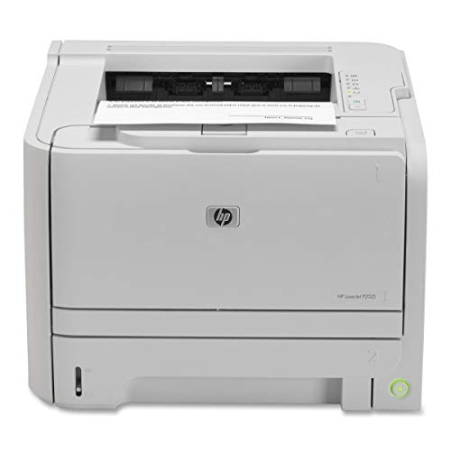 (Certified Refurbished HP LaserJet P2035 2035 CE461A CE461A#ABA Laser Printer with toner and 90-day Warranty)