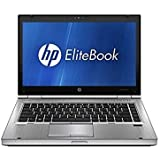 "HP EliteBook 8470P 14"" Notebook PC - Intel Core i5-3320M 2.6GHz 8GB 320GB DVDRW Windows 10 Professional (Certified Refurbished)"