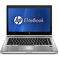 HP EliteBook 8470P 14 Notebook PC - Intel Core i5-3320M 2.6GHz 8GB 320GB DVDRW Windows 10 Professional (Certified Refurbished)